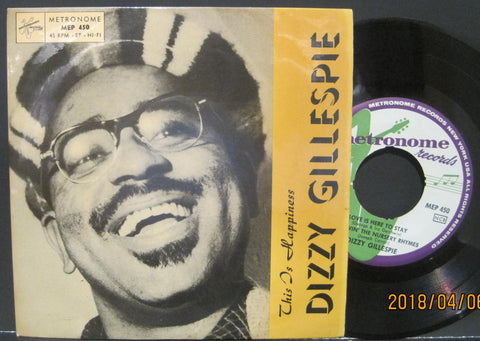 Dizzy Gillespie - This Is Happiness Ep