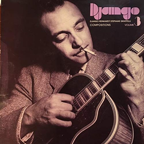 Django Reinhardt & Stephane Grappelli - Compositions Volume 3