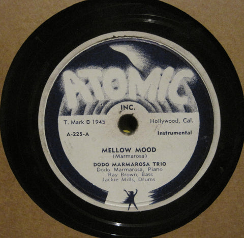Dodo Marmarosa Trio - Mellow Mood b/w How High The Moon