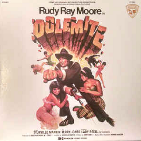Rudy Ray Moore & Others - Dolemite Soundtrack