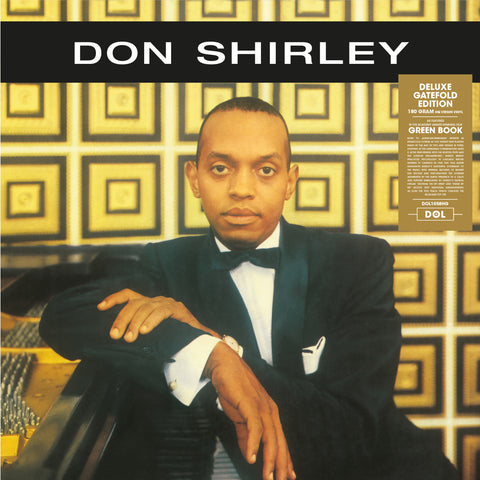 Don Shirley - Drown in My Own Tears - 180g LP import w/ gatefold jacket