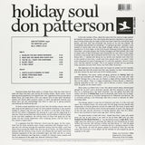 Don Patterson - Holiday Soul w/ Pat Martino!