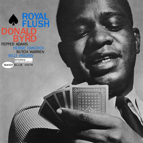 Donald Byrd - Royal Flush -  Limited 180g