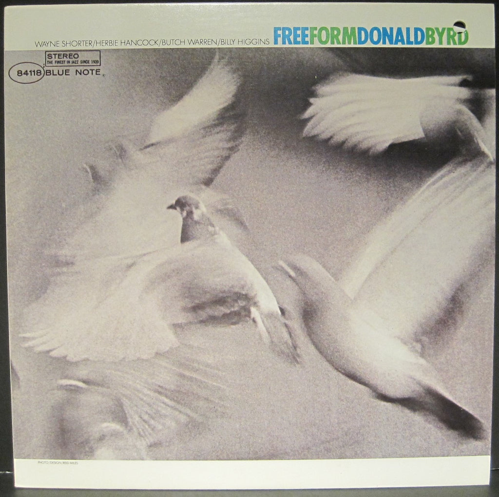 Donald Byrd - Free Form