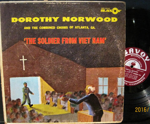 Dorothy Norwood - The Soldier From Viet Nam