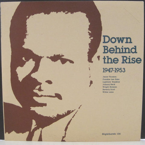 Various Artists - Down Behind The Rise 1947-1953