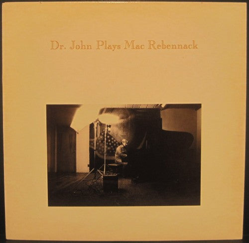 Dr. John - Plays Mac Rebennack