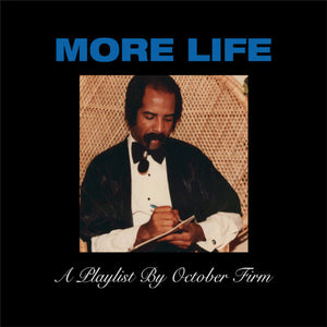 Drake - More Life - NEW import 2 LP set COLORED vinyl!!