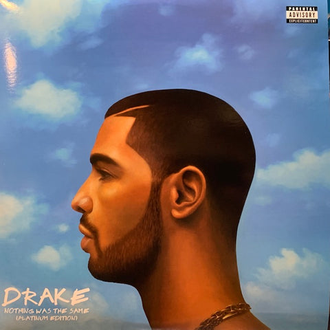 Drake - Nothing Was the Same - import 3 LP set COLORED vinyl!!