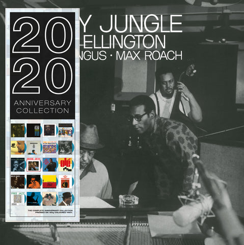 Duke Ellington - Charles Mingus - Max Roach - Money Jungle - 180g import on colored vinyl 20/20 series