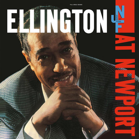 Duke Ellington - Ellington At Newport - import 2 LP set! classic performances