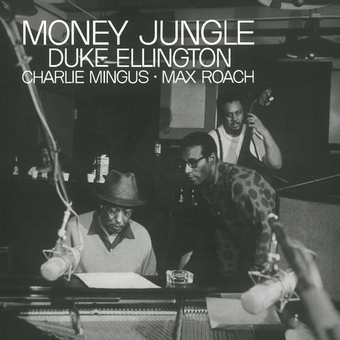 Duke Ellington - Charles Mingus - Max Roach - Money Jungle - 180g import LP w/ gatefold