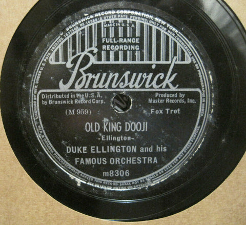 Duke Ellington - Old King Dooji b/w Boy Meets Horn