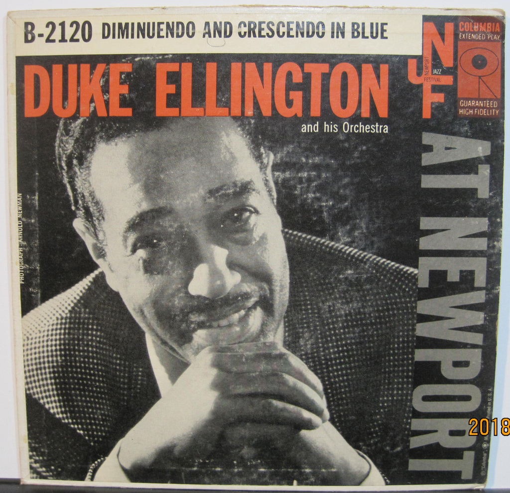 Duke Ellington At Newport Ep