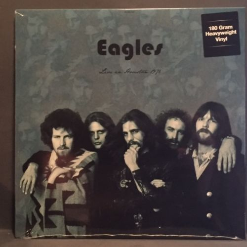Eagles - Live at Houston 1976 - Import 2 LP set - 180g
