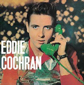 Eddie Cochran - Self-Titled Best of 180g import