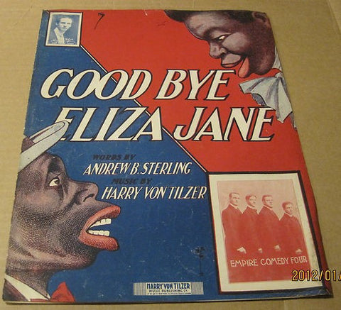Good Bye Eliza Jane1
