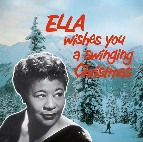 Ella Fitzgerald Wishes You a Swinging Christmas - Lmt Ed 180g import