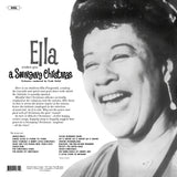 Ella Fitzgerald Wishes You a Swinging Christmas - Lmt Ed import on WHITE vinyl!