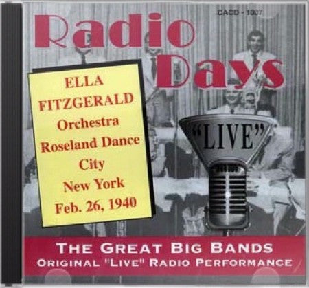 Ella Fitzgerald - Radio Days