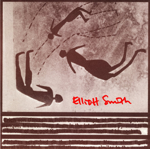 "Elliott Smith - Needle in the Hay 3 Track 7"" 45 w/ PS + MP3"