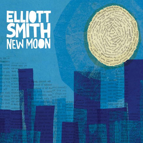 Elliott Smith - New Moon - 2 LP set