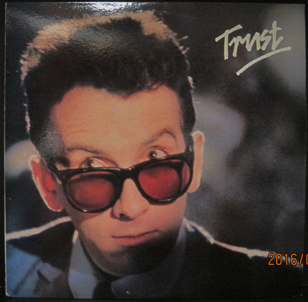 "Elvis Costello ""Trust"""