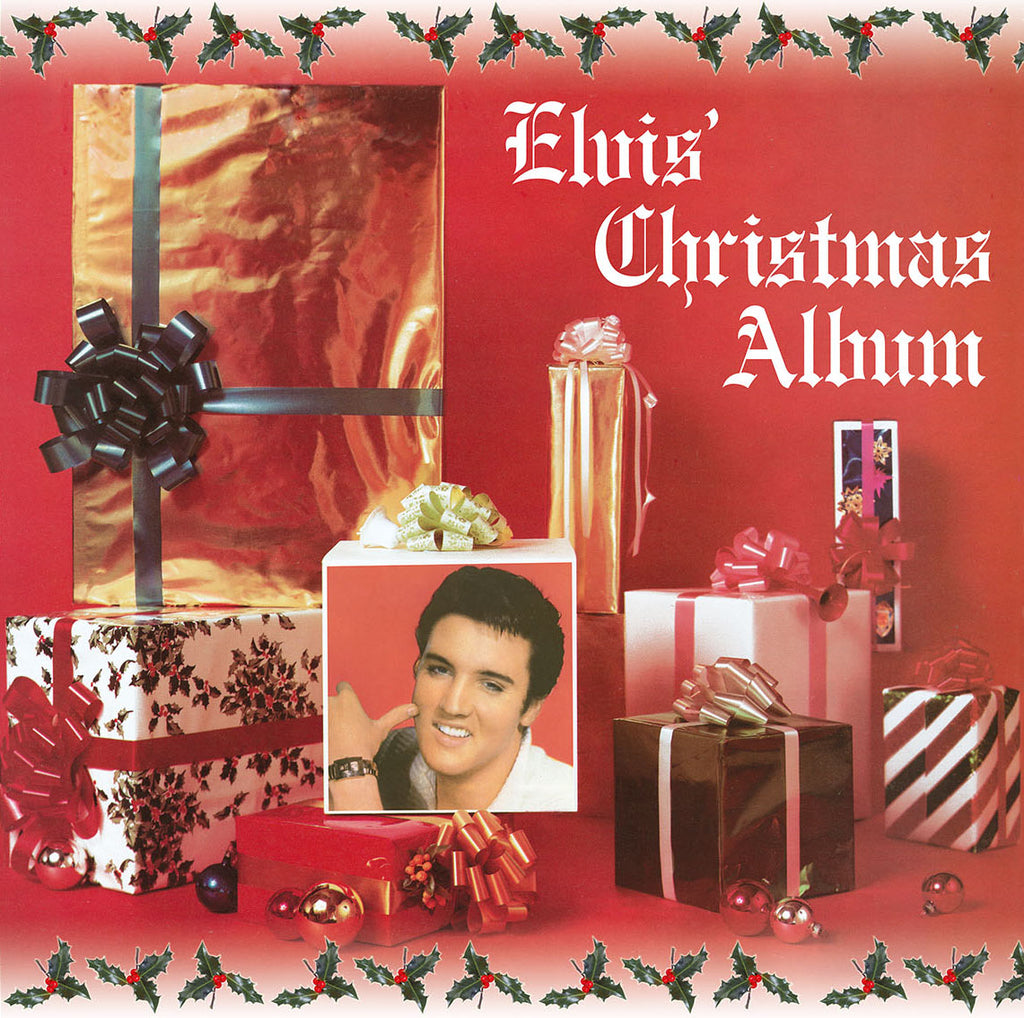 Elvis Presley - Christmas Album & More import 180g Vinyl!
