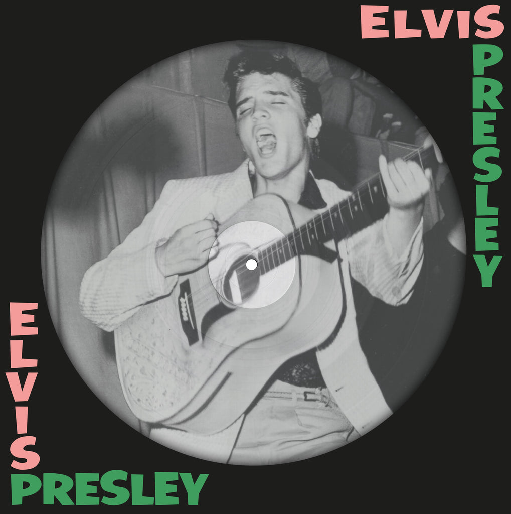 Elvis Presley 1st RCA album - 180g PICTURE DISC