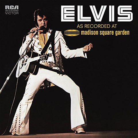 Elvis Presley - As Recorded At Madison Square Garden 1972