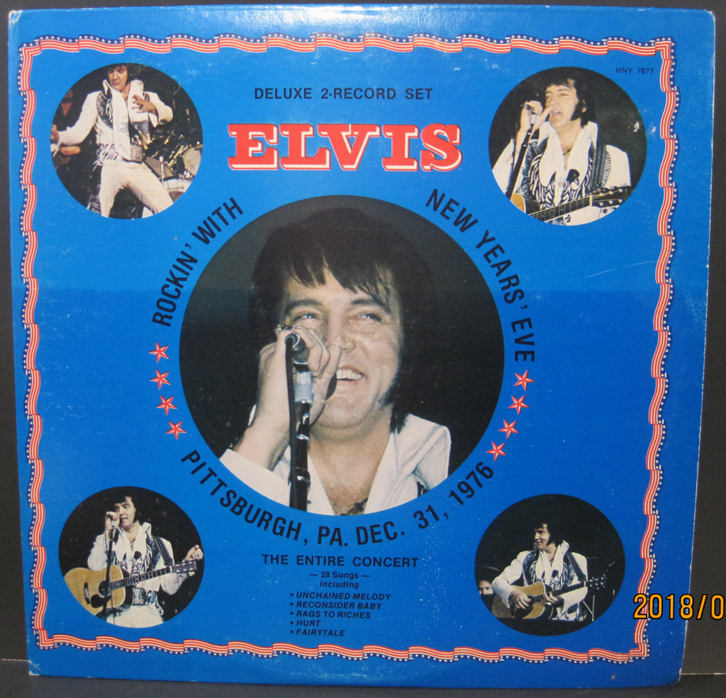 Elvis Presley - Rockin' With Elvis New Years Eve Pittsburgh 1976