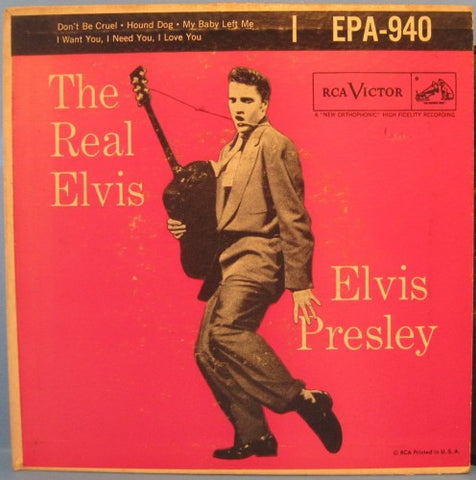 Elvis Presley - The Real Elvis EP