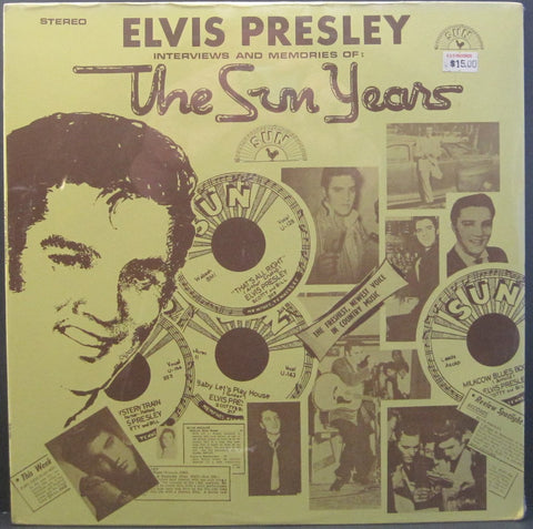 Elvis Presley - The Sun Years