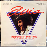 Elvis Presley - There Goes My Everything / You'll Never Walk w/ PS