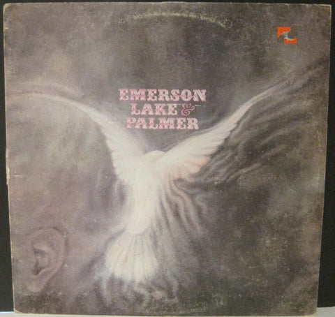 Emerson Lake & Palmer - Self-Titled