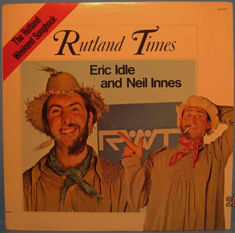 Eric Idle and Neil Innes - The Rutland Weekend Songbook