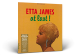 Etta James - At Last! - deluxe gatefold import w/ 6 bonus tracks