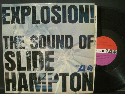 Slide Hampton - Explosion! The Sound of Slide Hampton