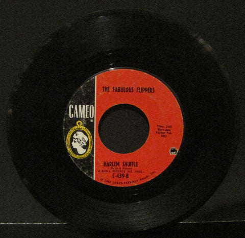 Fabulous Flippers - Harlem Shuffle b/w I Don't Want To Cry