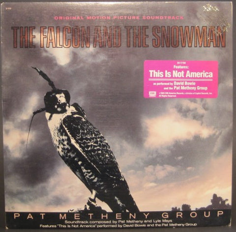 Pat Metheny Group - The Falcon and the Snowman Soundtrack