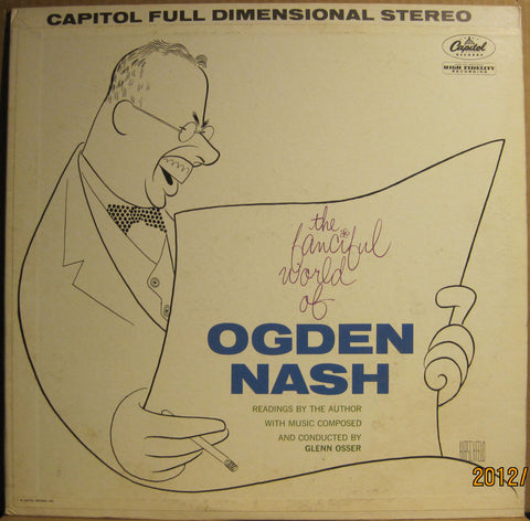 Ogden Nash - The Fanciful World of Ogden Nash