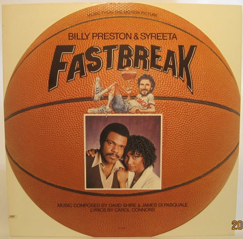 Billy Preston - Fastbreak (Soundtrack)