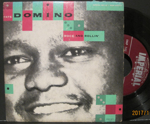 Fats Domino - Rock and Rollin' EP