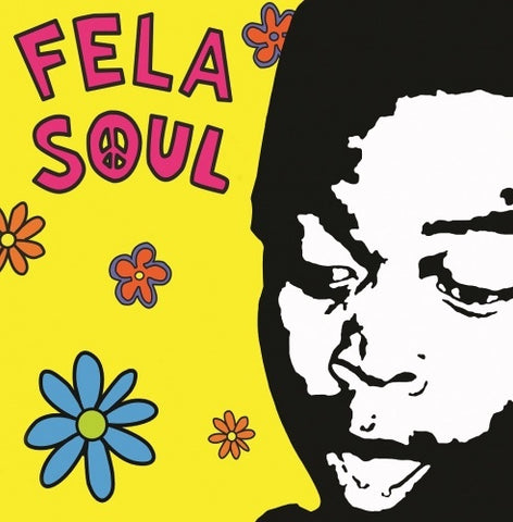 Amerigo Gazaway - Fela Soul on LTD colored vinyl