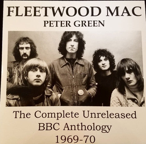 Fleetwood Mac - Complete Unreleased BBC Anthology 1969-70 - Colored Vinyl