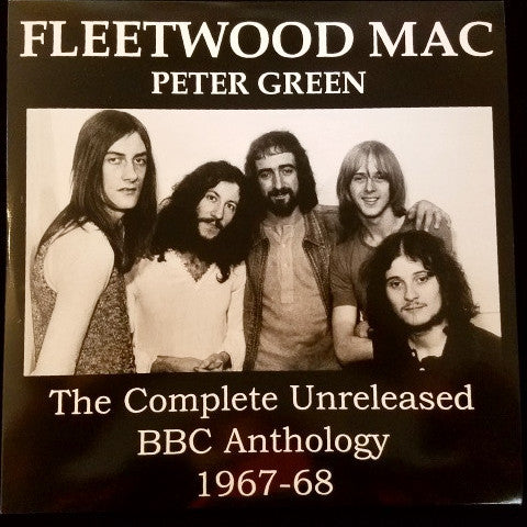 Fleetwood Mac - Complete Unreleased BBC Anthology 1967-68 - Colored Vinyl