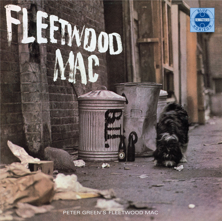 Fleetwood Mac - self titled debut with Peter Green