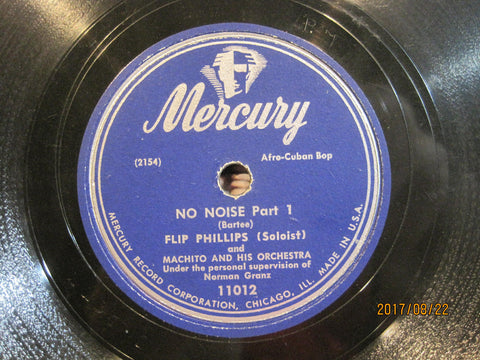 Flip Phillips w/ Machito - No Noise Part One and Two
