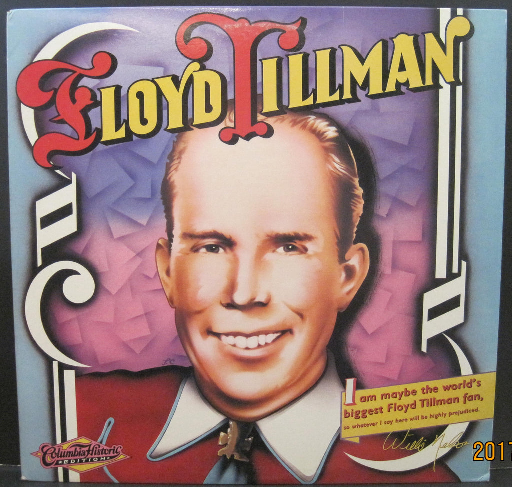 Floyd Tillman - Columbia Historic Edition