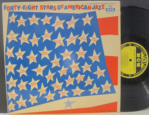 Various - Forty-Eight Stars of American Jazz